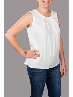 JUTTA GROSS Top in Crème