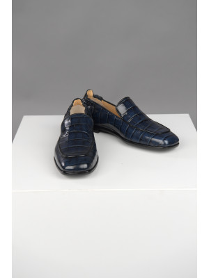 TRUMAN'S Loafer in Blau